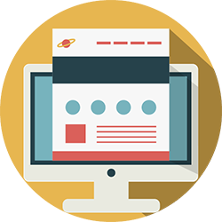 אייקון עיצוב אתרים